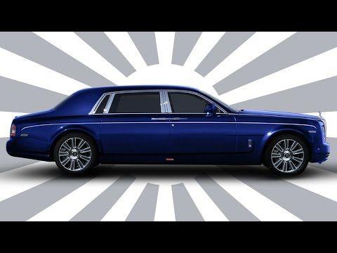 2016 Rolls-Royce Phantom Limelight Edition - YouTube
