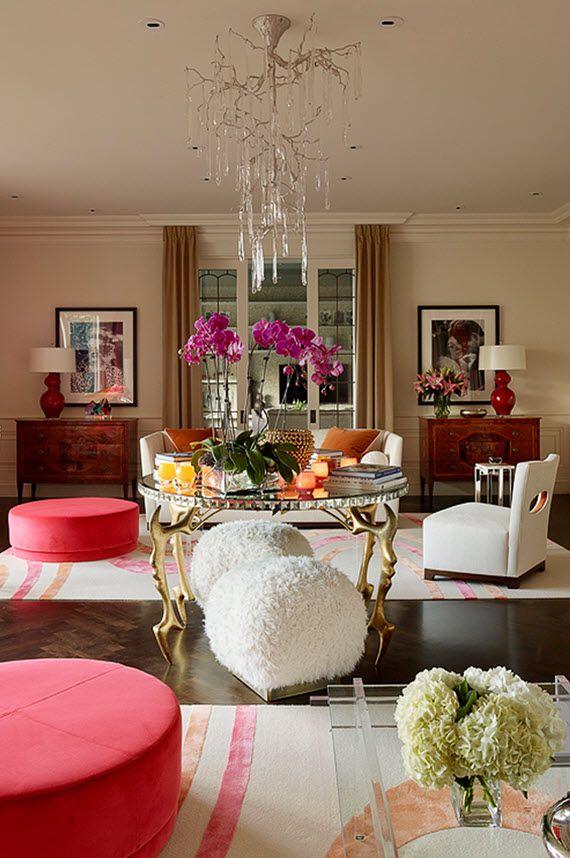 Living Room // San Francisco Decorator Showcase // Phillip