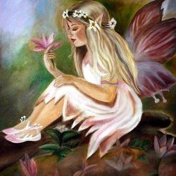 Fairies are a delightful magical spirit we all like to believe in sometime of our life.    As a child I collected pictures of fairies, my imagination...