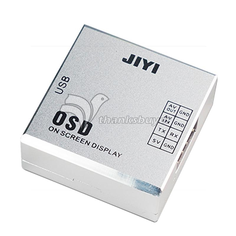 (29.43$)  Buy here - http://aijve.worlditems.win/all/product.php?id=32440433466 - JIYI OSD V1.0 Video Superposition System P2 Flight Control OSD P2 PRO Silver Shell