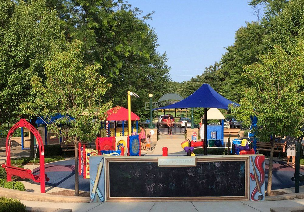 The Best Playgrounds Near Me Northwest Suburbs Playground Suburbs Outdoor Fun