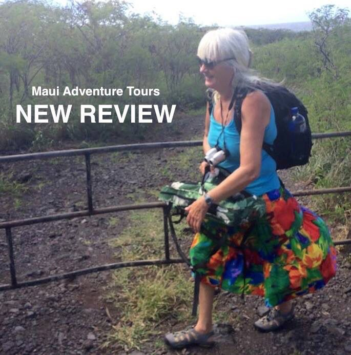 """New Review!  """"Thank you so much for taking us on the trip to Nu'u Bay – a place I will remember forever. The wetlands on the way, especially. You took the time to let this photographer stop to take the shots she needed to take. I will do this again for sure, and take my Canadian visitors along for the ride."""" - Karolle (Galiano Island, Canada)"""