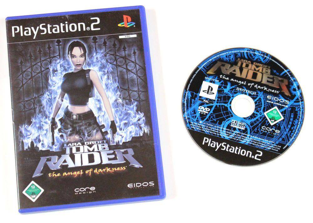 Tomb Raider:The Angel Of Darkness für Playstation 2 in OVP!