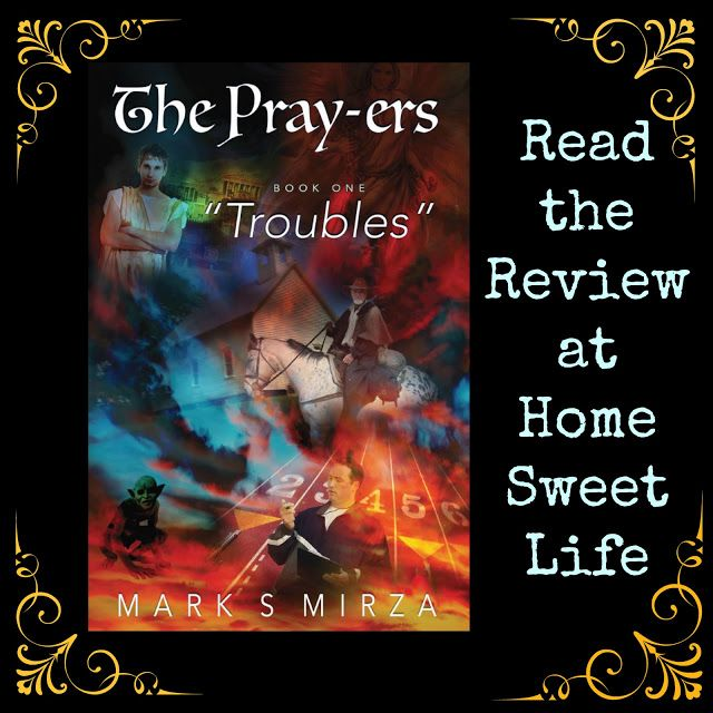 The Prayers / Book One Troubles A Crew Review Pray
