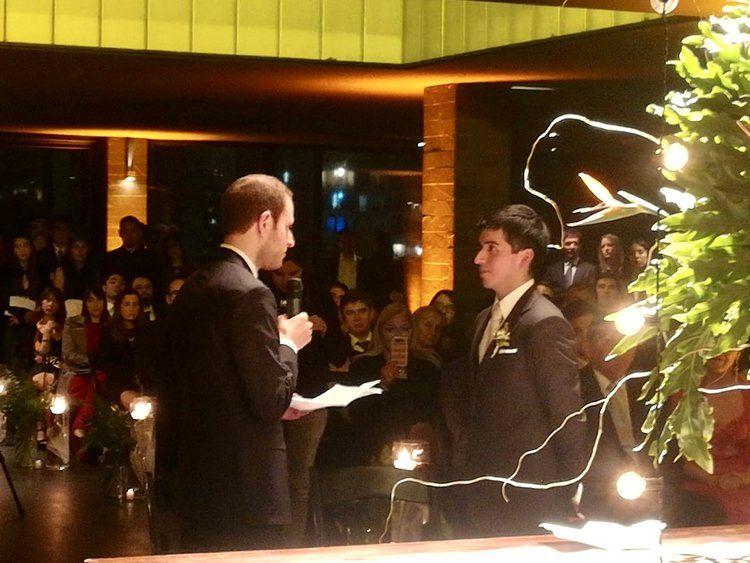 Guion Matrimonio Simbolico : Mauro y francisco alto san francisco ceremonia civil matrimonios