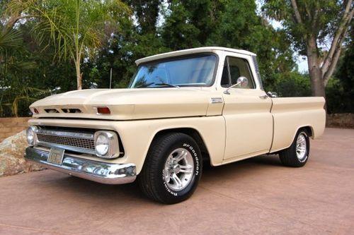 Buy Used 1965 Chevrolet C10 Short Bed Fleetside Pickup Life Long Cali Truck 283 V8 7 950 In San Diego California United States Chevrolet Trucks Chevy C10