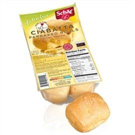 Schar Brand Ciabatta Bread Another Yummy Bread Gluten Free