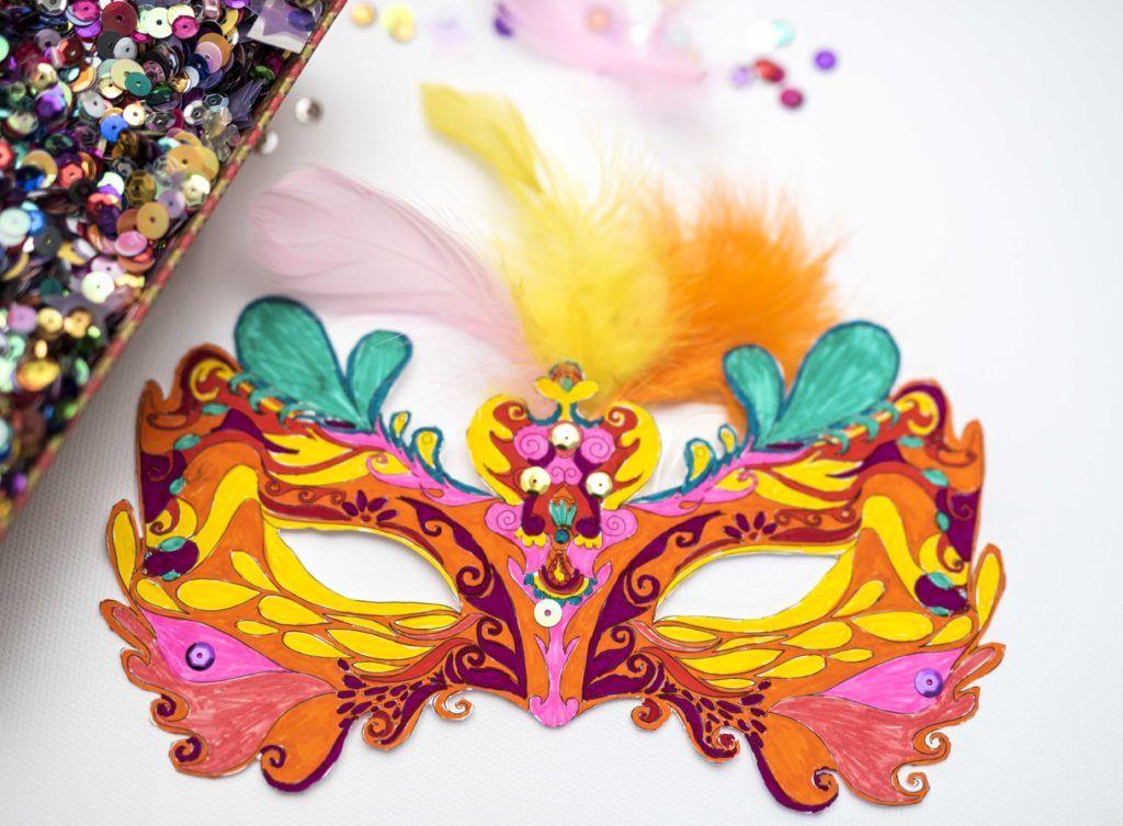masque enfant carnaval loup carnaval mardi gras pinterest masque carnaval carnaval et. Black Bedroom Furniture Sets. Home Design Ideas