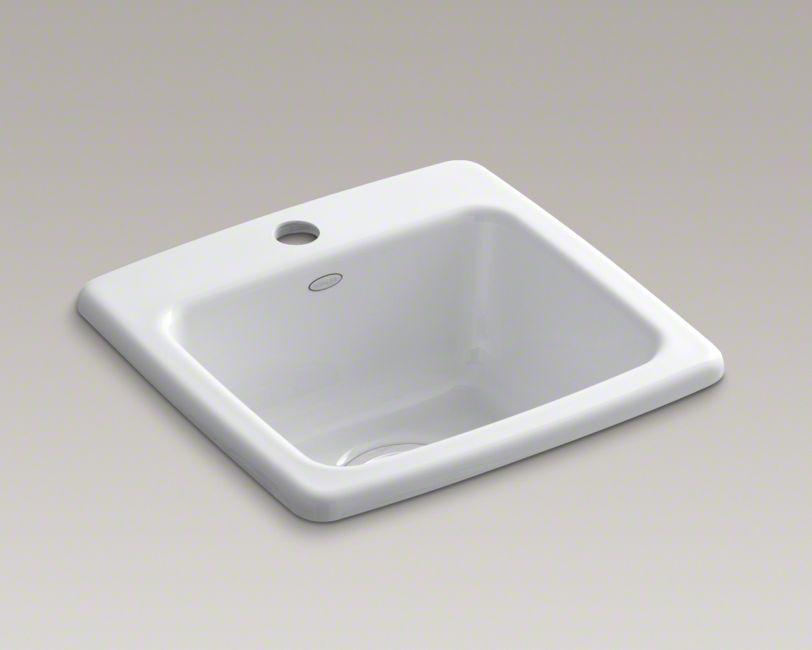 KOHLER | K 6015 1 | Gimlet Top Mount Bar Sink With Single