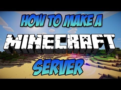 How To Make A Minecraft Server: 1.8.8 [DIRECT CONNECT] [TUTORIAL
