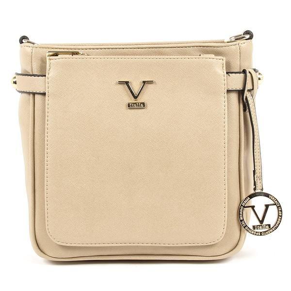 40157d82ec20 V 1969 Italia Womens Shoulder Bag Beige MONICA