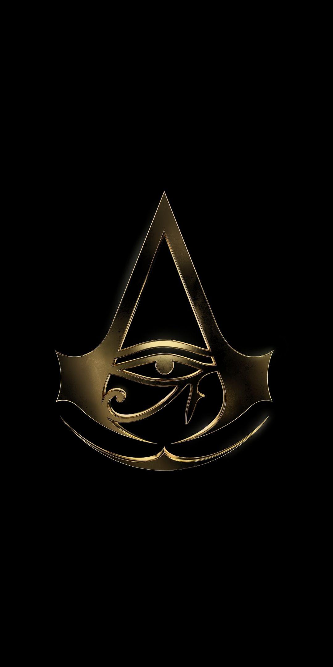 Assassins Creed Video Game Minimal 1080x2160 Wallpaper