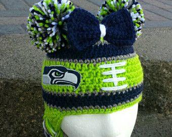 Seattle Seahawks Seattle Seahawks baby Seattle by AtTheLilyPond ... 001dde71047