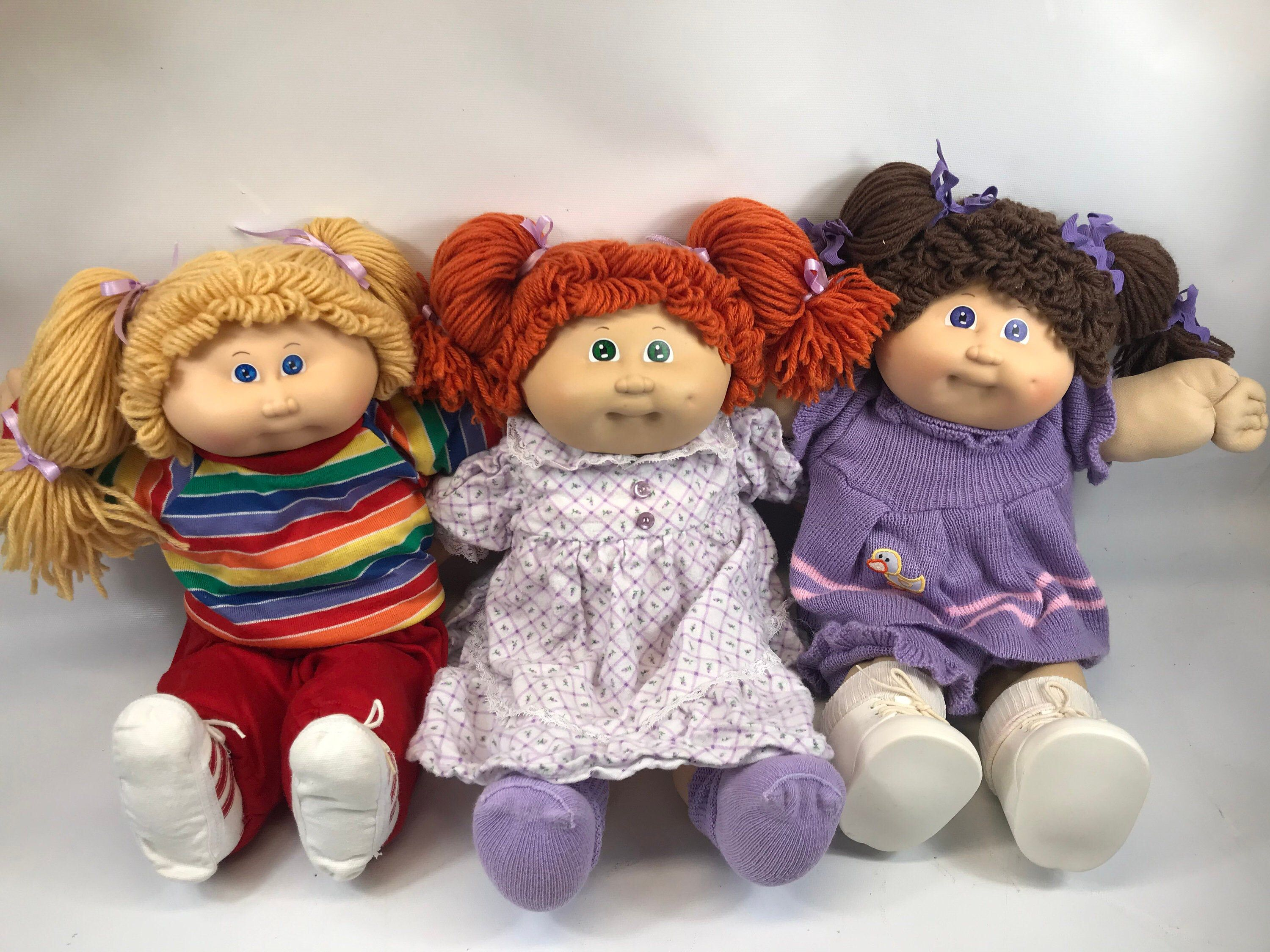 94 Best Cabbage Patch Dolls images in 2020 | Cabbage patch dolls, Cabbage  patch, Cabbage patch kids