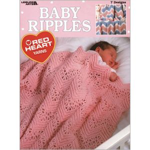 Leisure Arts - Baby Ripples, $5.50 (http://www.leisurearts.com/products/baby-ripples.html)