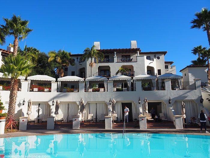 where to stay in santa barbara ca bacara resort and spa