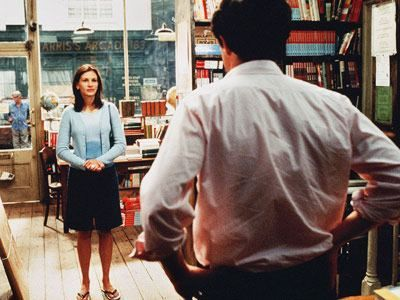 Notting Hill - I don't know what it is that makes me like this movie so much..