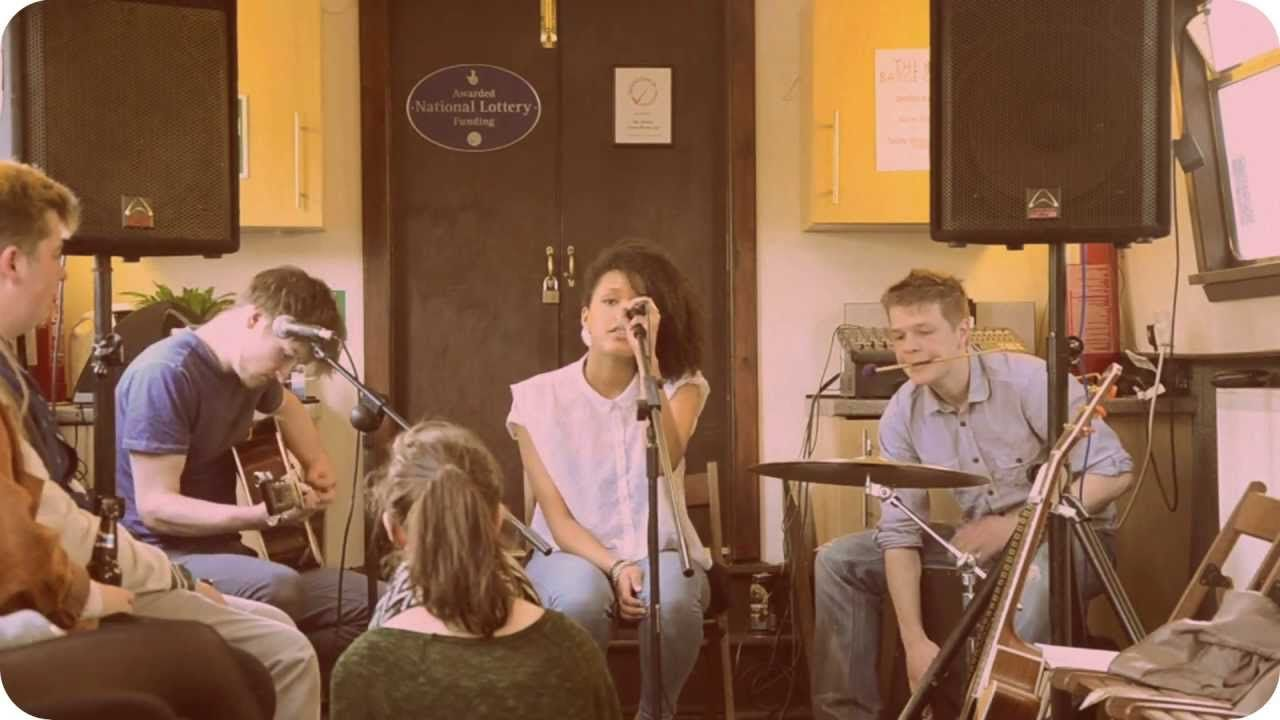 a wee acoustic version of our song 'Cabaret' from April 2013 :)  https://facebook.com/BeckyandtheLunarOrchestra