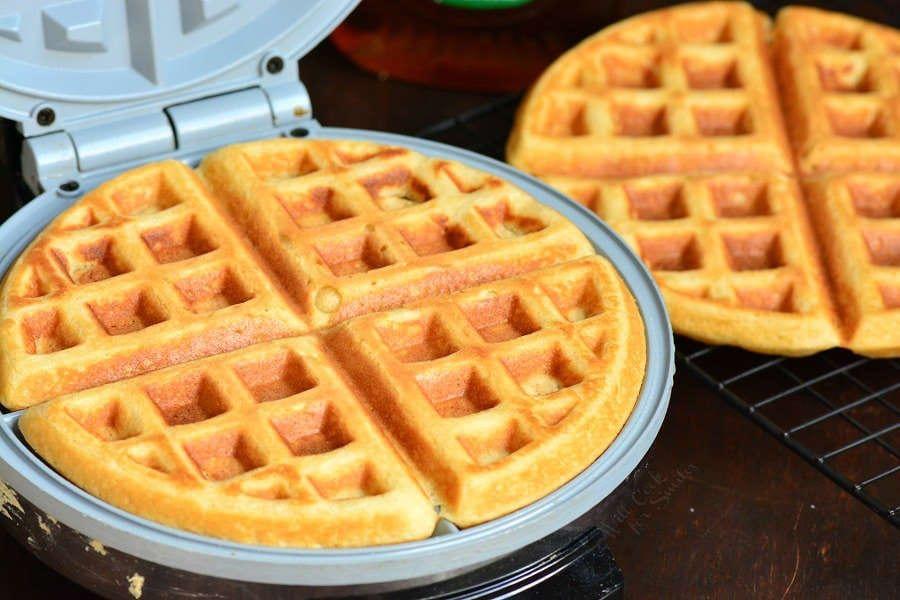 Classic Buttermilk Waffles Recipe Will Cook For Smiles Buttermilk Waffles Buttermilk Waffles Recipe Waffle Recipes