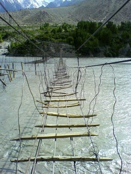 Image result for Top 10 Most Most Dangerous Hiking Trails and Bridges