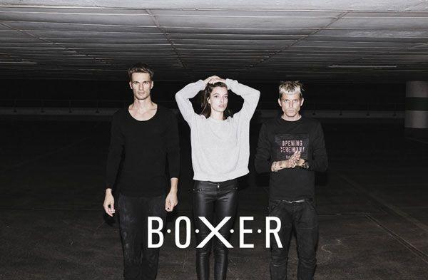 B.O.X.E.R. - Happiness for a Dream: