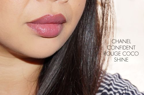 The Beauty Look Book, Chanel Confident Rouge Coco Shine