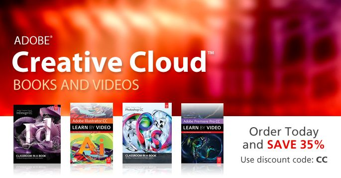 Adobe creative cloud books and videos from adobe press features adobe creative cloud books and videos from adobe press features a weekly ebook special for fandeluxe Images