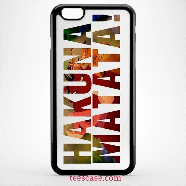 Hakuna Matata Symbol For Iphone 7 Case Iphone 66s Plus Iphone 5