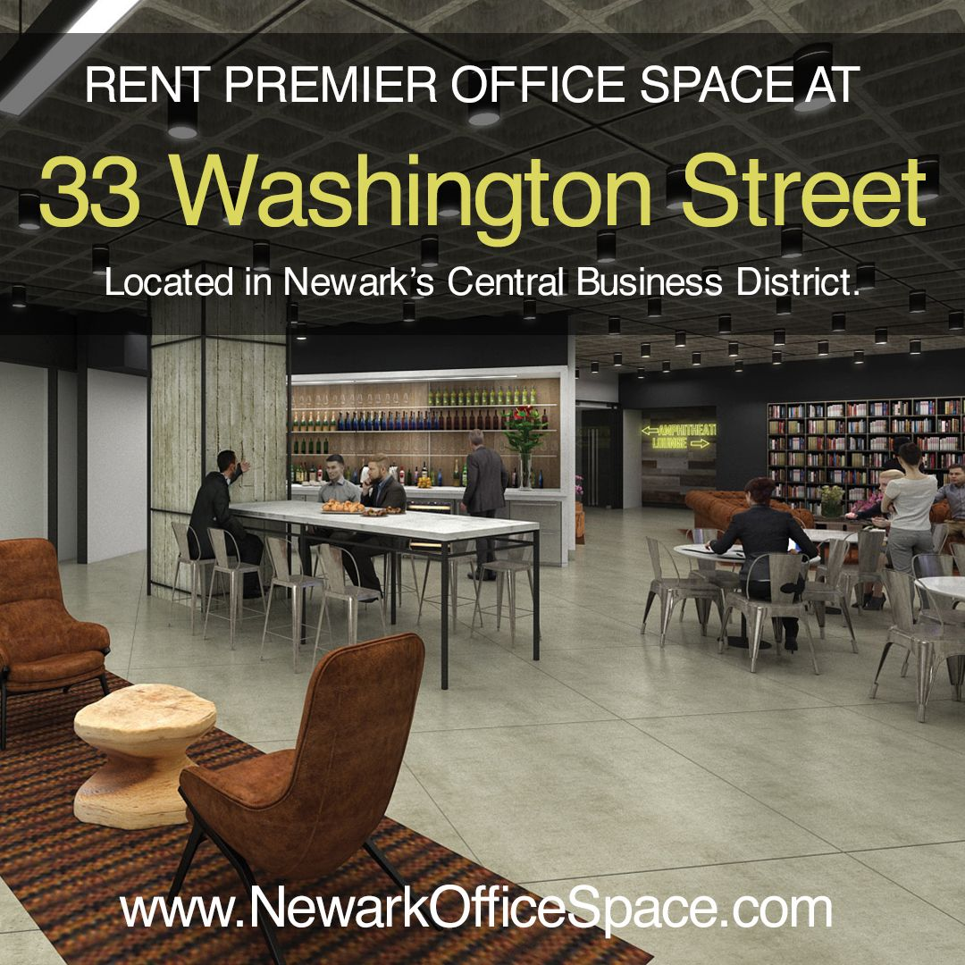 Office Space For Rent At 33 Washington St Newark Nj Office Space Newark Central Business District