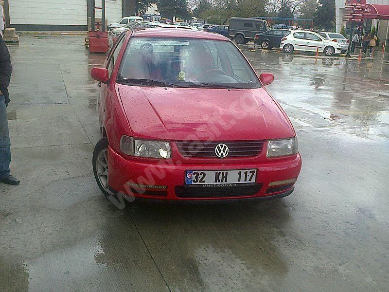 volkswagen polo 1.4 basicline sahibinden satılık.temiz.polo