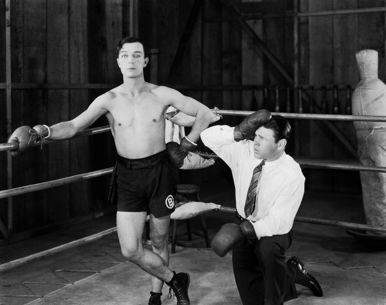 """Battling Butler"""" Buster Keaton Pinterest"""