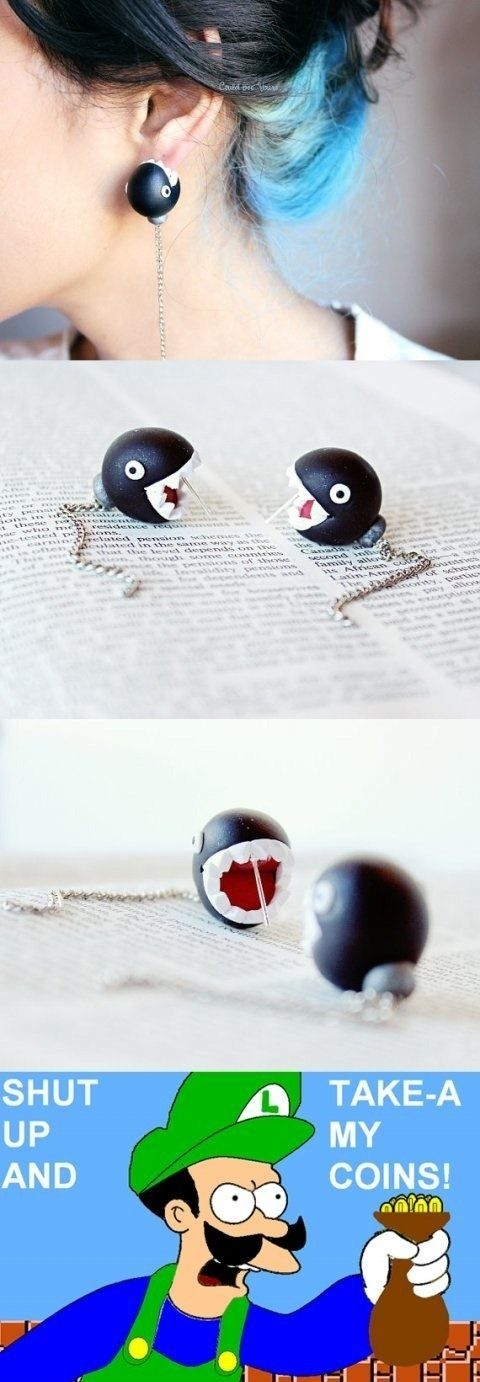 Mario Chain Chomp :):)