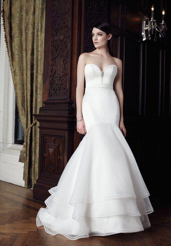 Mikaella 2002 Wedding Dress - The Knot | Wedding | Pinterest
