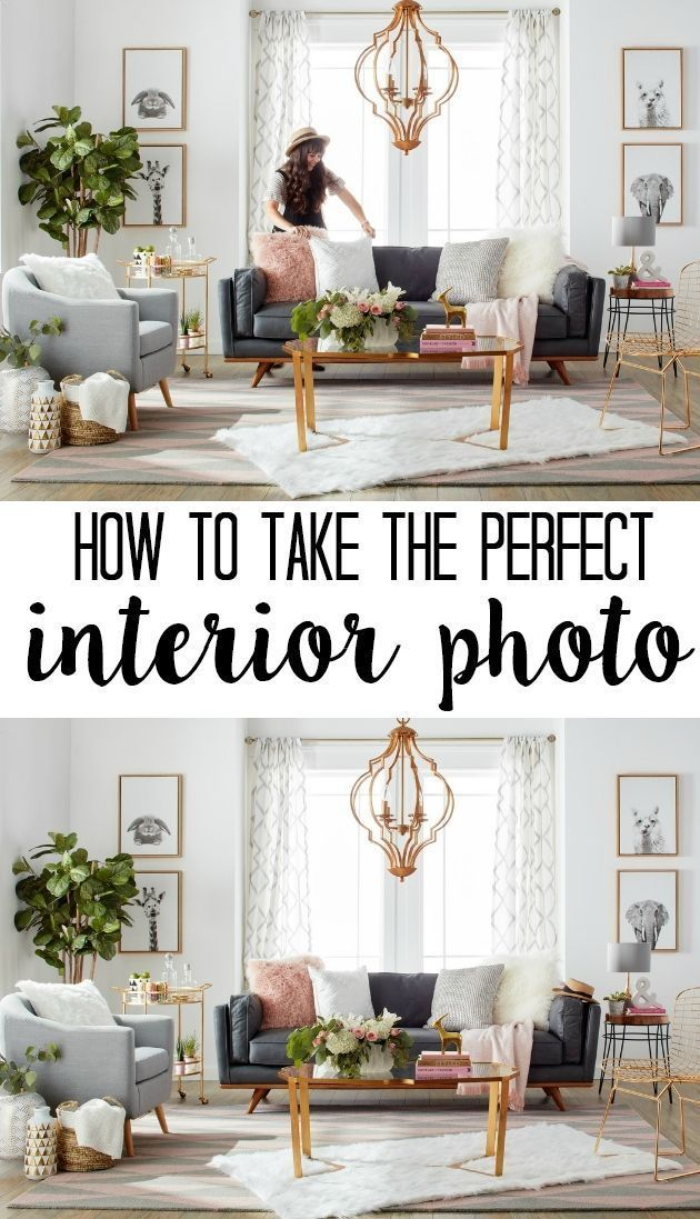 How to take the perfect interior photo. Photography for interiors can be tricky! Here are professional tips for shooting house interiors- staging and composition to capture your gorgeous home (perfect for home decor bloggers!) #style #shopping #styles #outfit #pretty #girl #girls #beauty #beautiful #me #cute #stylish #photooftheday #swag #dress #shoes #diy #design #fashion #homedecor