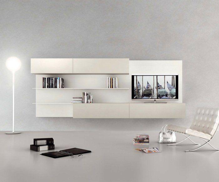 Ikea Wohnwand Besta Ein Flexibles Modulsystem Mit Stil Wohnwand Wohnzimmermobel Wohnzimmer Tv Wand Ideen
