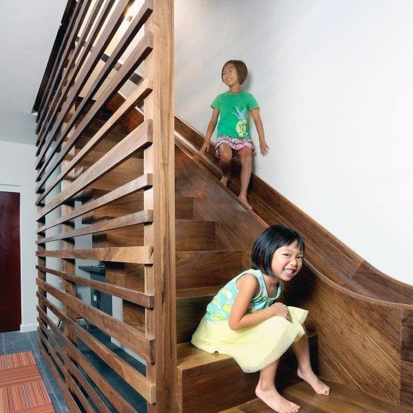 Top 70 Best Painted Stairs Ideas: Skip The Boring Staircase