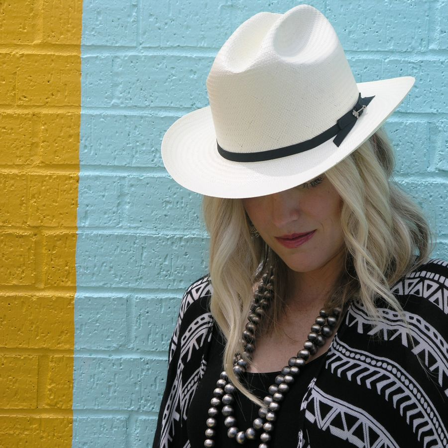 d473a0a57d2 What to Wear: Summer Music Festival Fashion from the Pinto Post - Stetson  Open Road Straw Hat