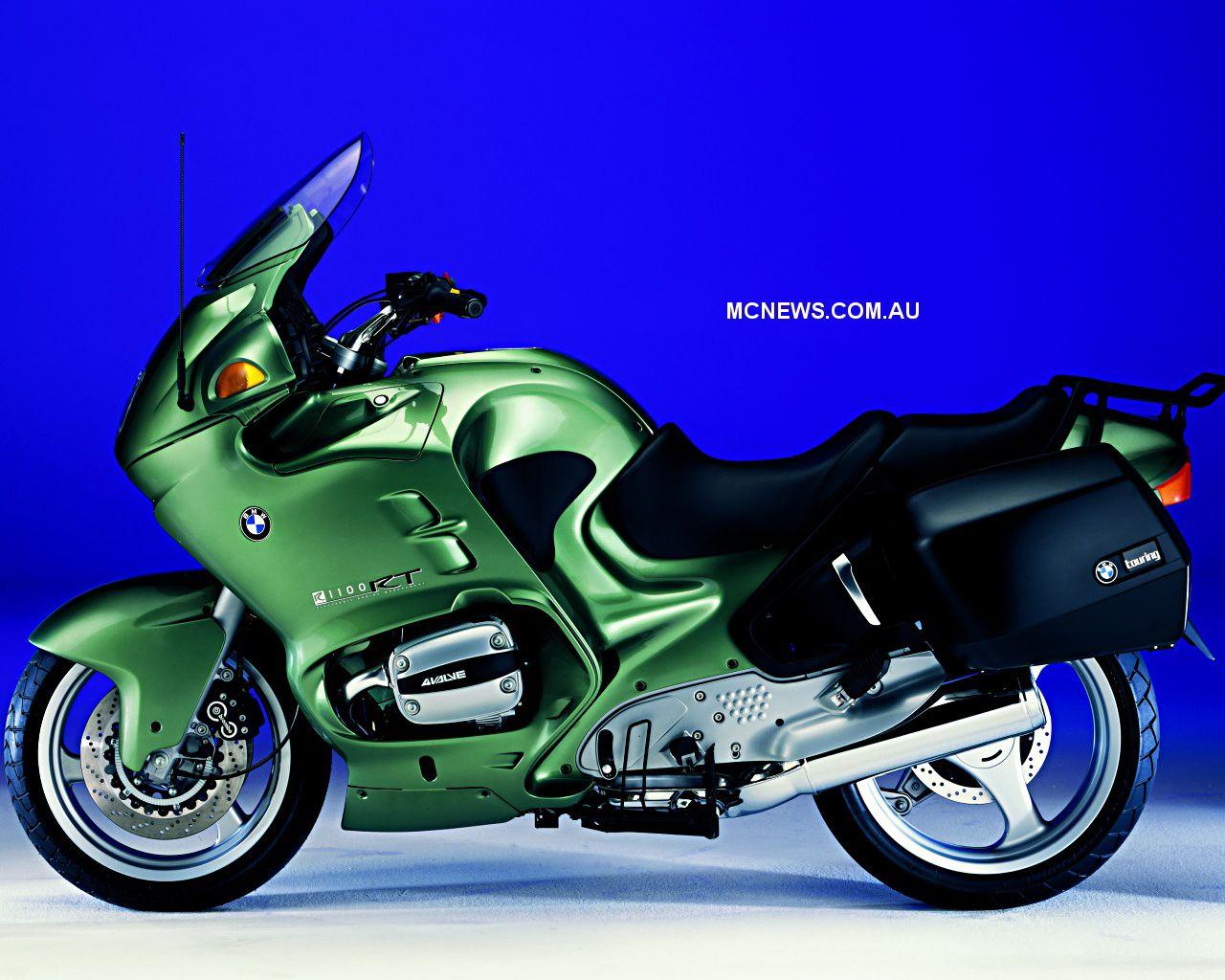 Bmw motorycle r 100 rt series
