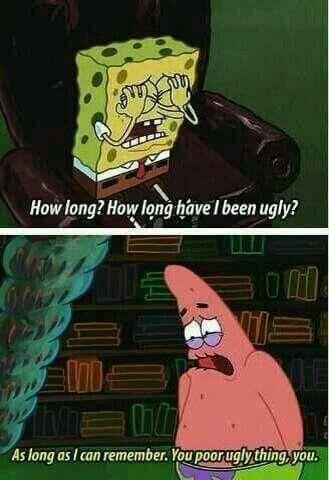 Lmao SpongeBob | Movie Buff!! | Spongebob, Funny ...