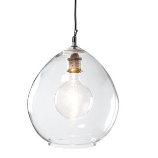 Shop for benson pendant light clear get free delivery at shop for benson pendant light clear get free delivery at overstock aloadofball Images