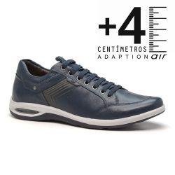 ab6ce8fe2f5 Sapatênis Masculino Comfort Adaption Air Equus - Azul