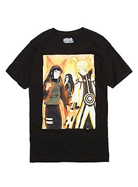 "Black T-shirt from <i>Naruto Shippuden </i>with a ""NaruHina"" themed design featuring the couple, Naruto & Hinata, holding hands.<br><ul><li style=""LIST-STYLE-POSITION: outside !important; LIST-STYLE-TYPE: disc !important"">100% cotton</li><li style=""LIST-STYLE-POSITION: outside !important; LIST-STYLE-TYPE: disc !important"">Wash cold; dry low</li><li style=""LIST-STYLE-POSITION: outside !important; LIST-STYLE-TYPE: disc !important"">Imported</li><li style=""LIST-STYLE-POSITION: outside !impor..."
