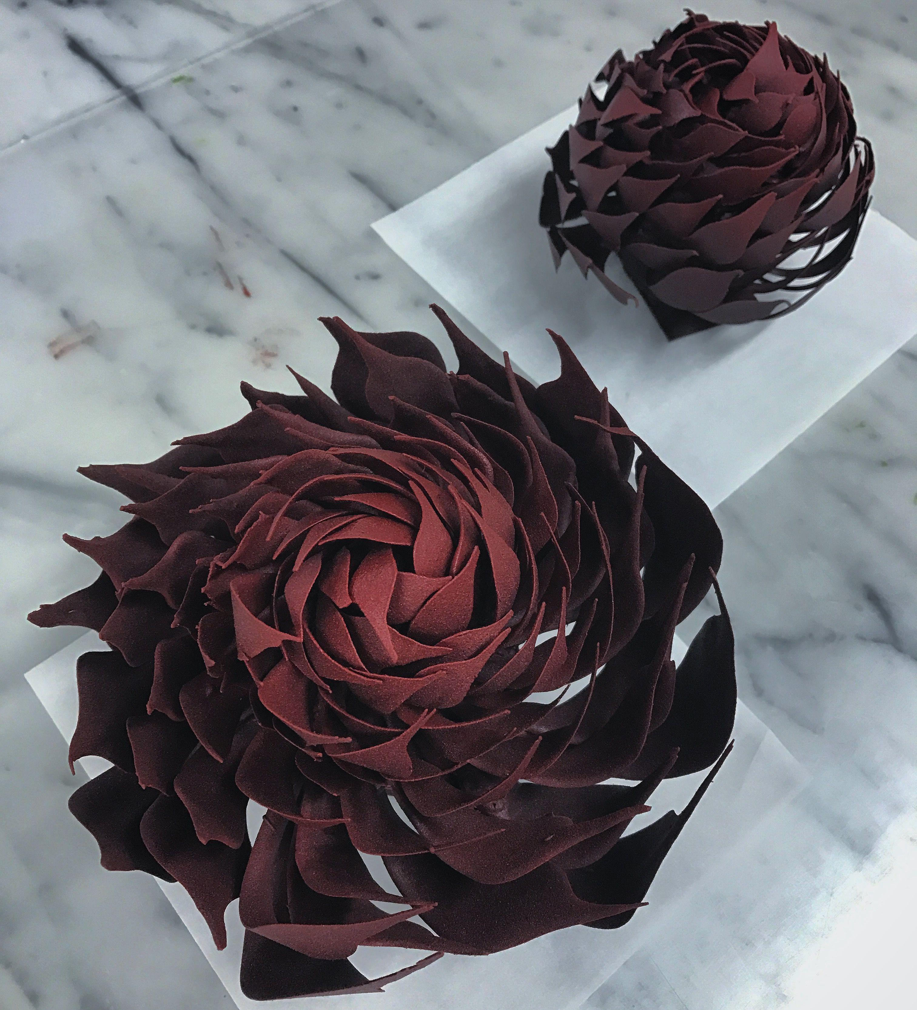 Chocolate Flower My Work Pinterest Chocolate Flowers