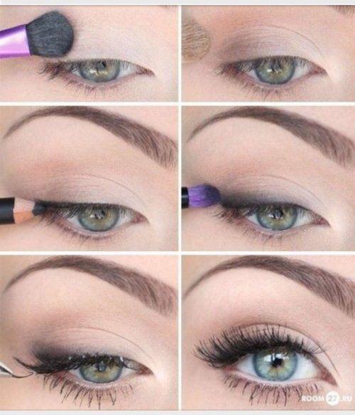 7 tutos maquillages Nude faciles et rapides. Astuce MaquillageMaquillage  SimpleTuto