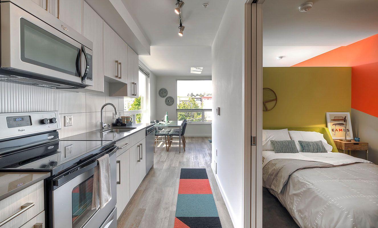 Ray Apartments Baylis Architects 425.454.0566 One