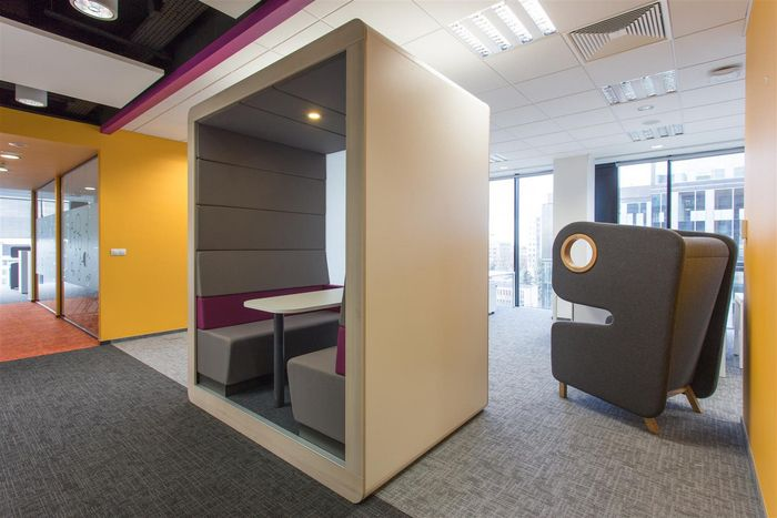 Office Tour Astrazeneca Offices Warsaw With Images Hospital