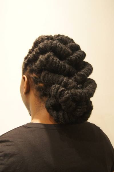 Pleasant Stages Of Sisterlocks The Ojays And Locks Short Hairstyles Gunalazisus