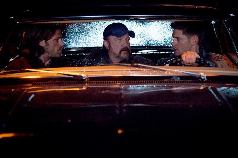 Fotos Do Episodio 9x01 De Supernatural I Think I M Gonna Like It