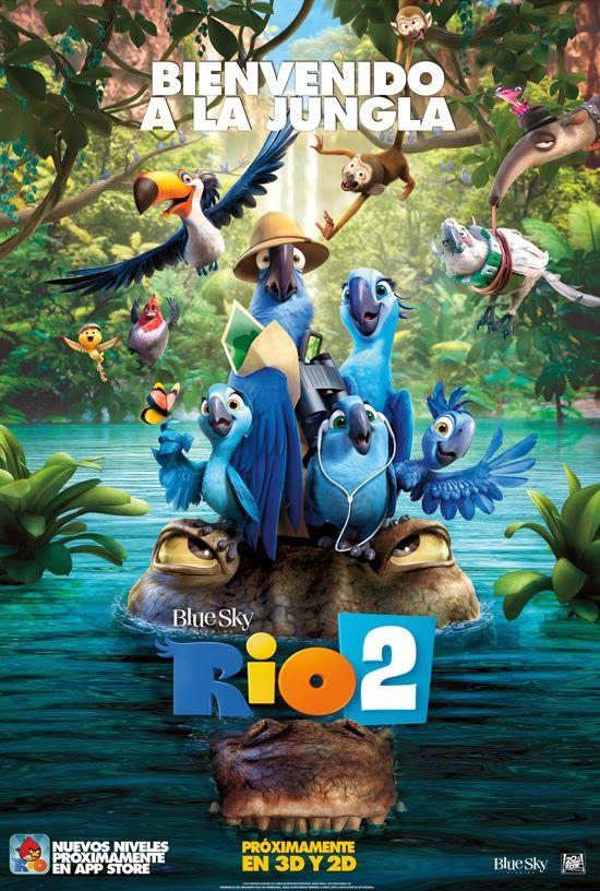 Cinelodeon Com Rio 2 Carlos Saldanha Ver Peliculas Gratis Rio La Pelicula Peliculas