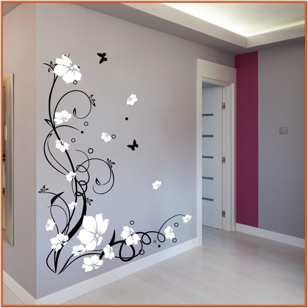 Living Room Beautiful Wall Decoration Wall Stickers In 2020 Wall